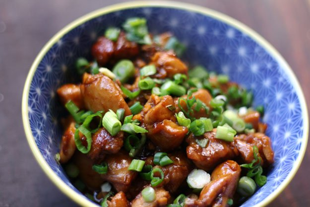 For the Fit Foodie: Paleo Orange Chicken! #yummy