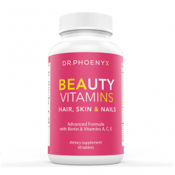 Beauty Vitamins for Hair, Skin, Nails - Dr. Phoenyx