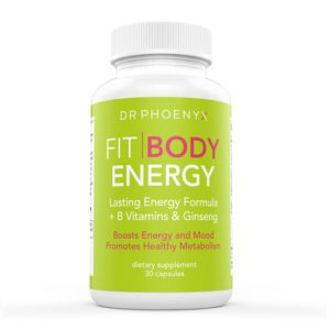 FitBody Energy w/ B Vitamins by Dr. Phoenyx