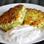 Dr. Phoenyx Approved Recipe: Zucchini Fritters