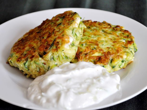 Dr. Phoenyx Approved Recipe: Zucchini Fritters | Dr. Phoenyx