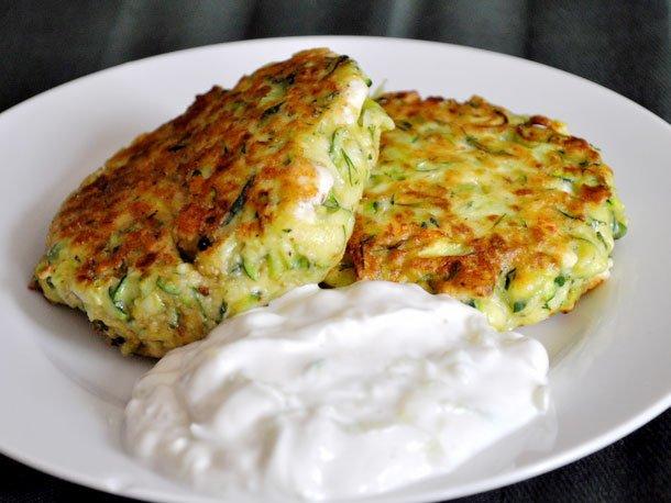 Zucchini Fritters Recipe — Dishmaps