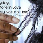 Keep This #1 Thing In Mind When Going Natural + How to Grow Your Hair Out Faster