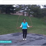 Skip Yourself FIT in 2-0-1-6: 6 Minute Jump Rope Workout Part 1 (Beginner Level)