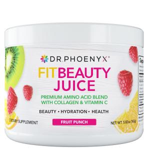 FitBeauty Juice BCAA Amino Acids Collagen Vitamin C