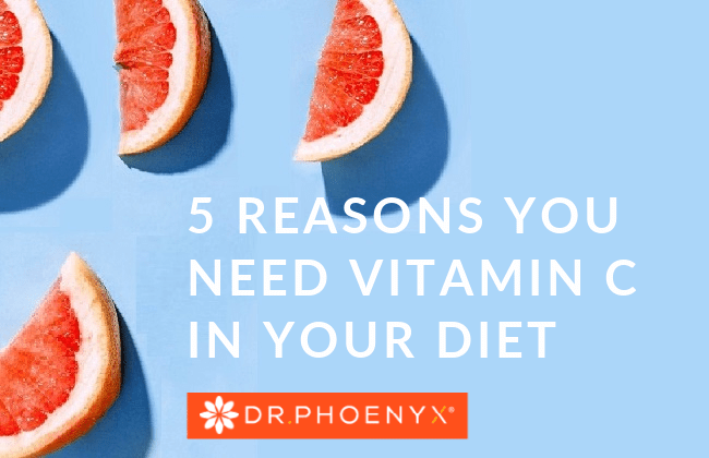 why you need vitamin c