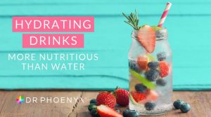 Hydrating Drinks More Nutritious Than Water