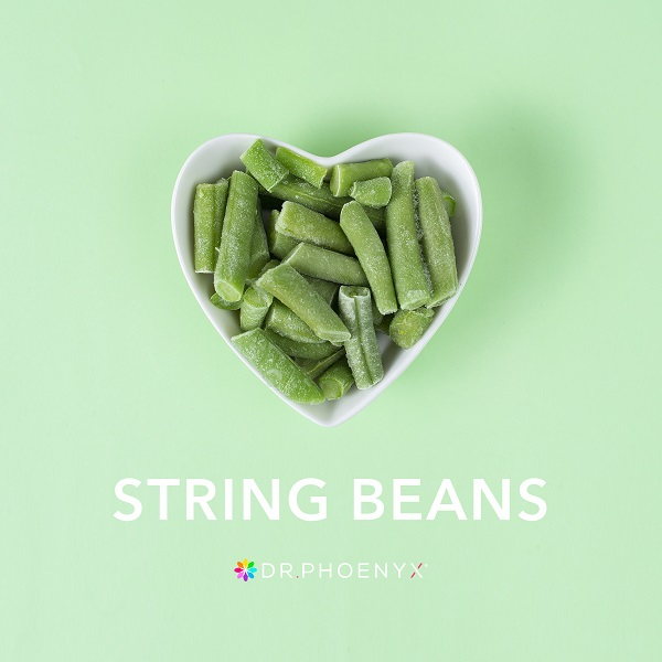 string beans vegetables that are fruits